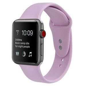 38/40MM Silicone Band fits Apple Watch 1, 2, 3, 4
